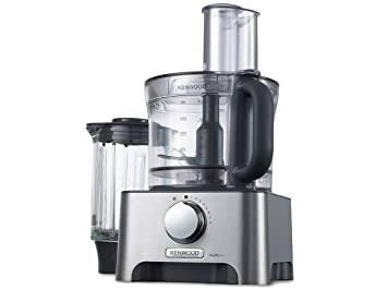 Kenwood FDM781BA Food Processor, Robot da Cucina, Argento: Amazon ...