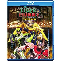 Tiger & Bunny The Movie - The Rising Combo Pack (Blu-ray + DVD) [Importado]