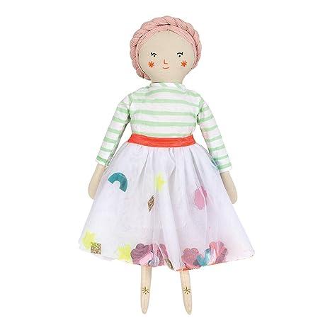 Amazon.com: Meri Meri – Matilda tela muñeca: Kitchen & Dining