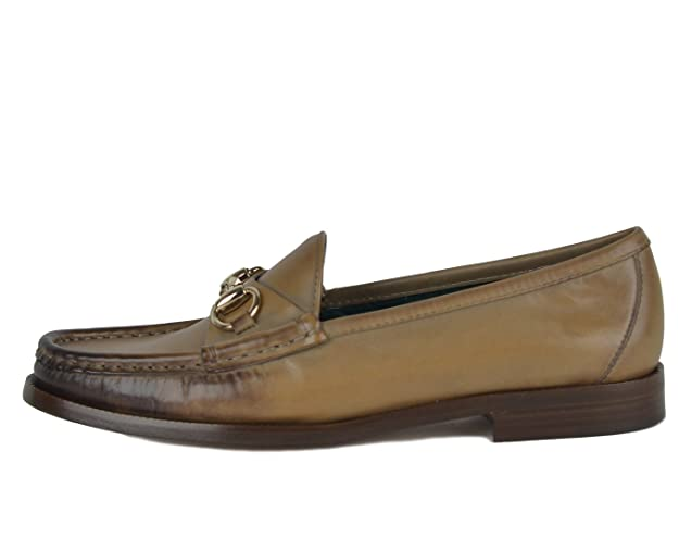 39806f267e1 Amazon.com  Gucci Shoes Horsebit Loafers 1921 Collection Hand Shaded Leather  (IT 35.5   US 5.5)  Shoes