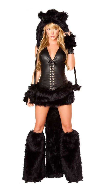 LLY Animal vêtements Uniformes Tentation Costumes d'halloween Jeu de rôles
