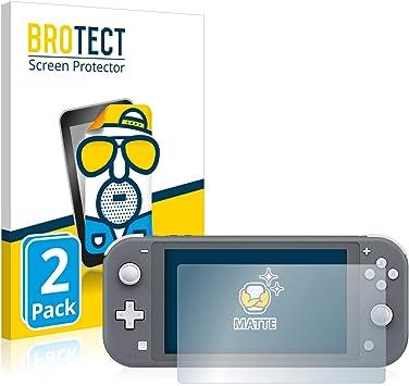 BROTECT Protector Pantalla Anti-Reflejos Compatible con Nintendo ...
