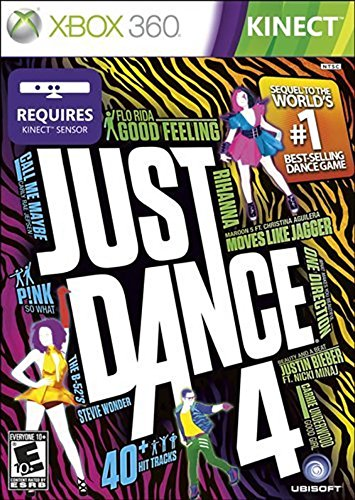 Just Dance 4 by Ubisoft