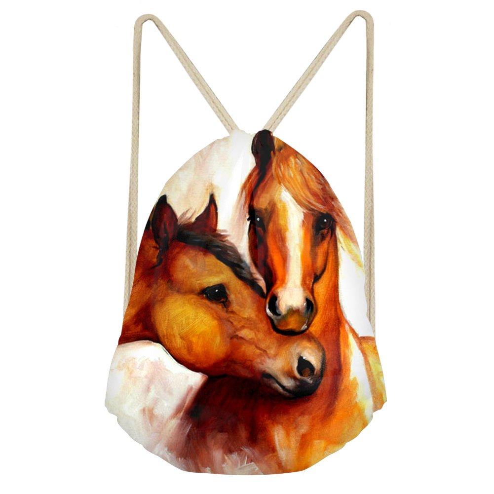 Coloranimal Housse chaussure Multicolore horse-1 13.39x16.14 K-3155Z3