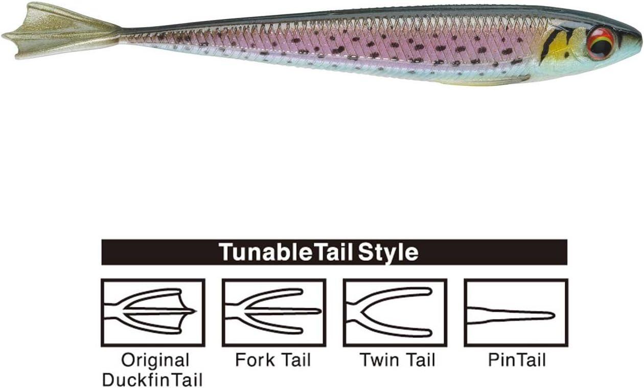 Daiwa prorex caoutchouc poisson Classic Shad DF Rainbow Trout