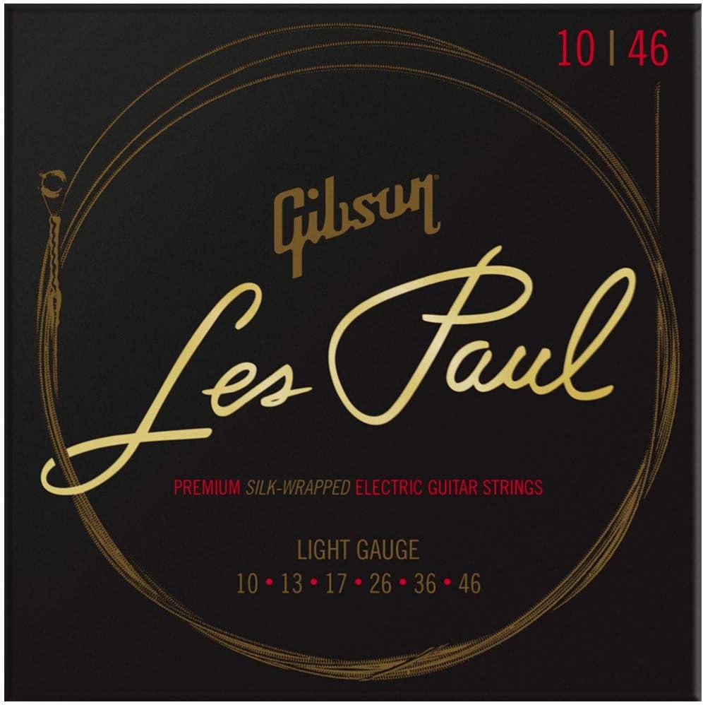 Gibson Les Paul Premium Electric Guitar Strings Light Gague