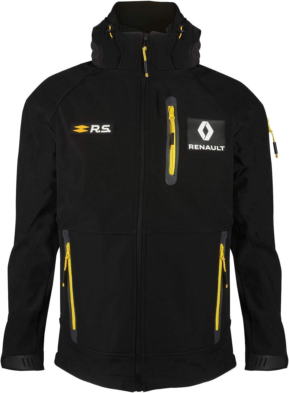 Unisex Chaqueta Softshell temporada 2020 Renault Sport