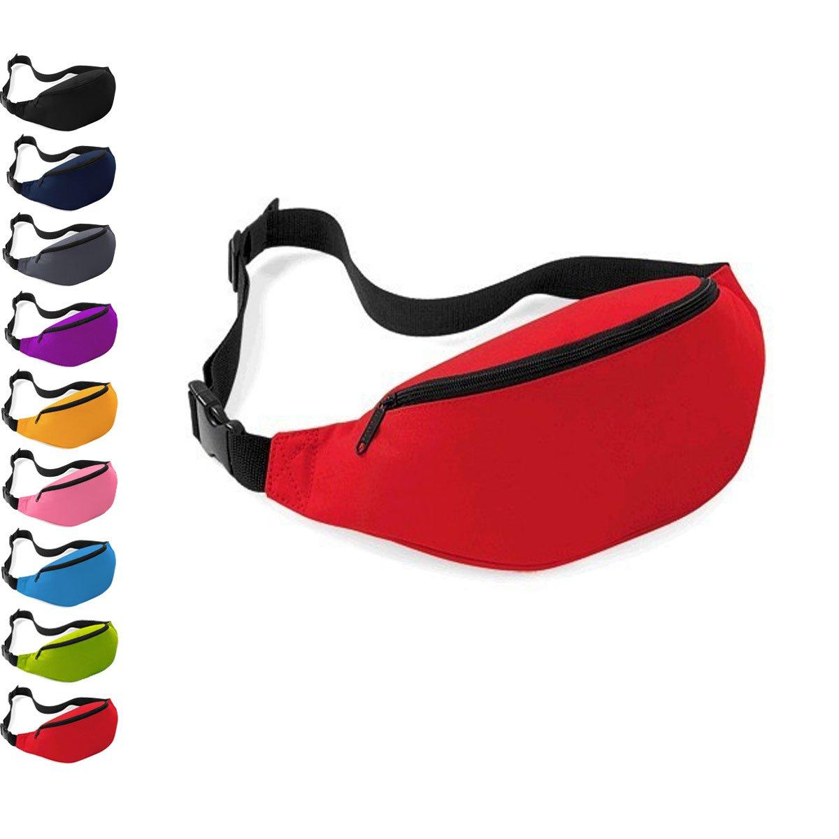 Multifunction Outdoor Travel Sports Waist Fanny Pack Water Bottle Pockets Bag Shoulder Bag Thaoya