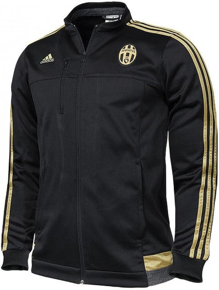 adidas Juve Anth JKT 3 - Chándal para Hombre, Color Negro/Dorado ...