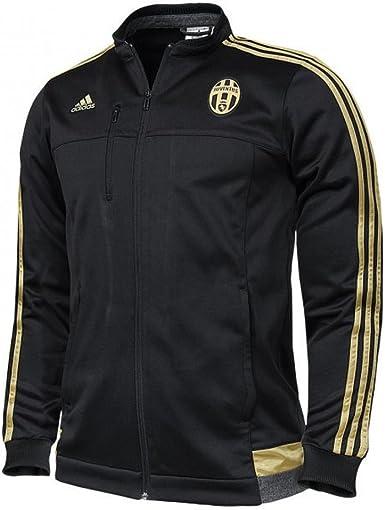 Adidas Juventus Anthem Giacca Nera 2015 16 XS: Amazon.it