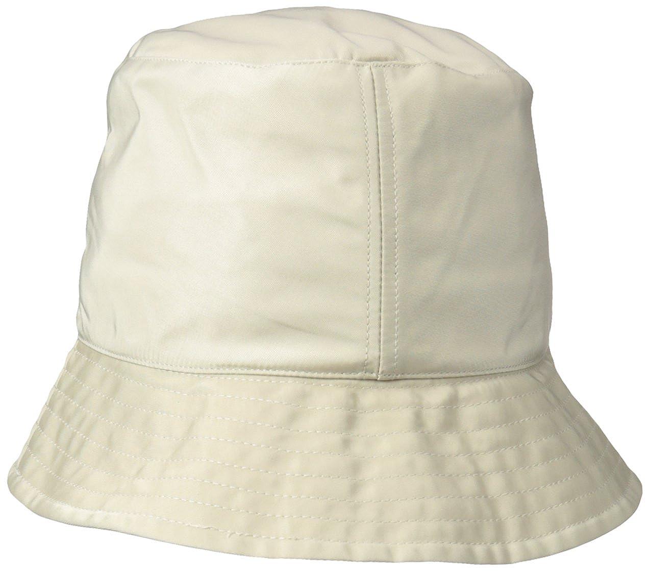6bfd2c2e8f5 Nine West Women s Nylon Bucket Rain Hat