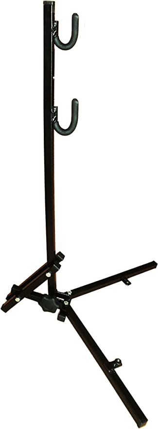 Caballete bicicleta BITEK taller plegable: Amazon.es: Deportes y aire libre