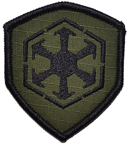Sith Empire - Shield Style Patch 2x3.5