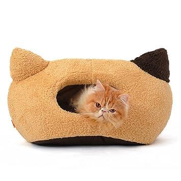 Easy Lifer mascotas cama Lavado Bar cueva hogar perro cama para ...