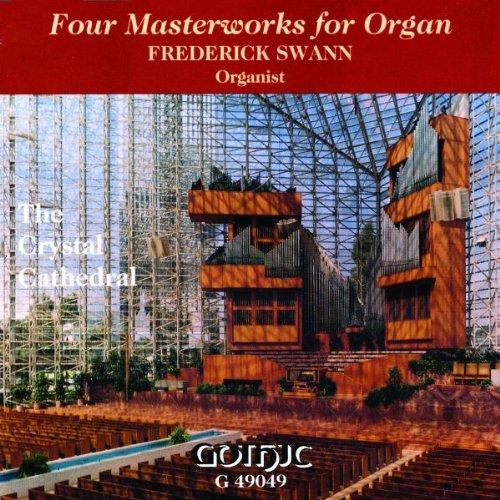 Four Masterworks for Organ -