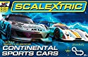 Scalextric 1:32 Scale Continental Sports Cars Race Setの商品画像