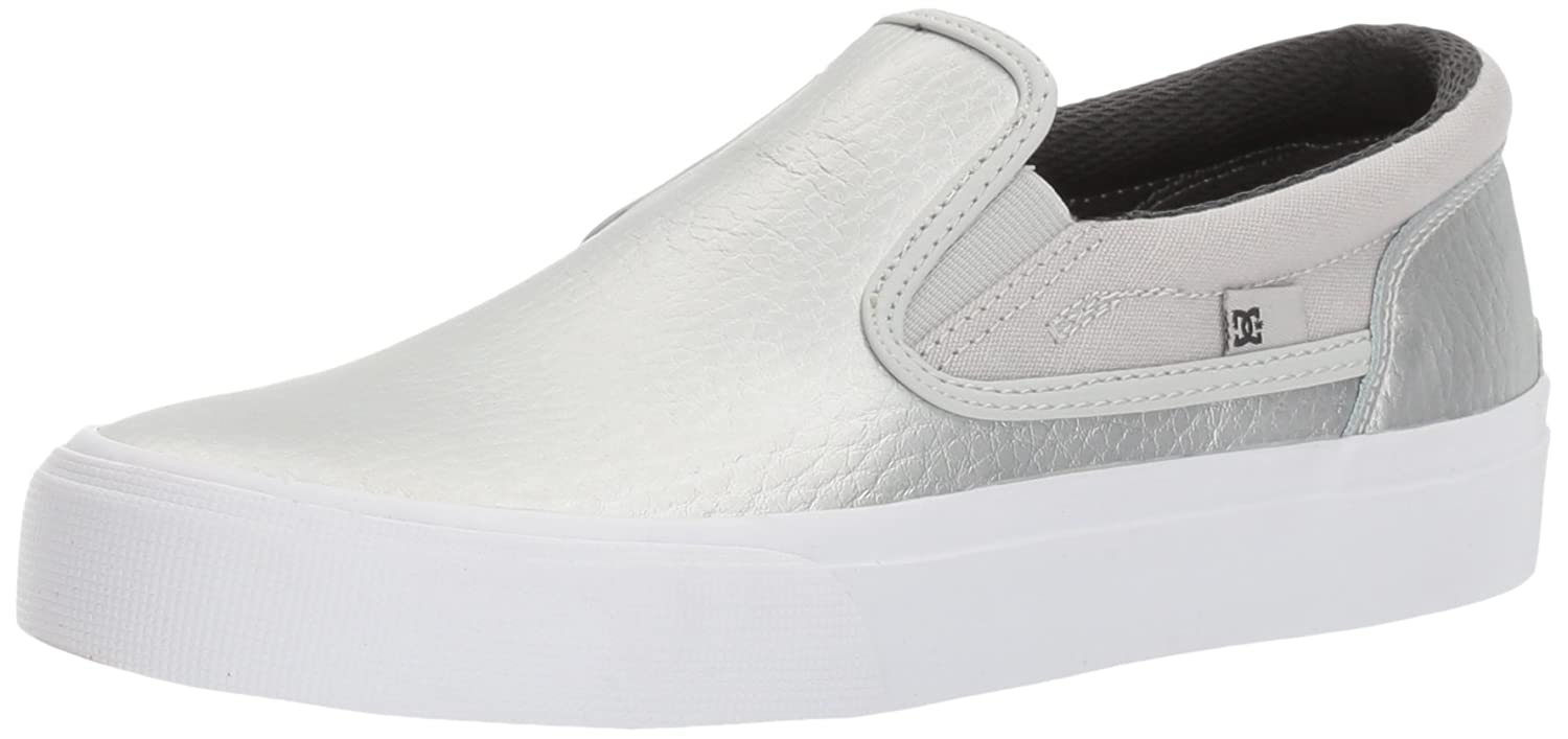 DC Womens Trase Slip-on Se Skateboarding Shoe