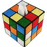 S&C Lustige Taschentuchbox Zauberwürfel