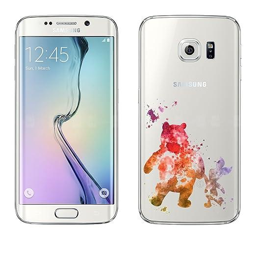 4 opinioni per Samsung Custodia di licaso® per il Samsung Galaxy S6 Edge di TPU Silicone Winnie