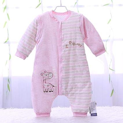 Gleecare Saco de Dormir para bebé,Algodón de Dibujos Animados bebé Saco Las Patadas se