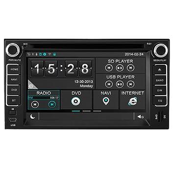 DVD del coche GPS estéreo Witson para KIA OPTIMA/Cerato/Spectra/Sorento/
