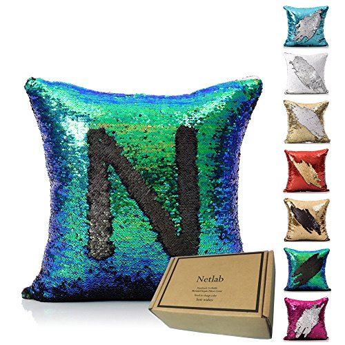18-Inch-Doubleface-Two-Tone-Sequins-Mermaid-Europe-Luxurious-Pillow-Cover