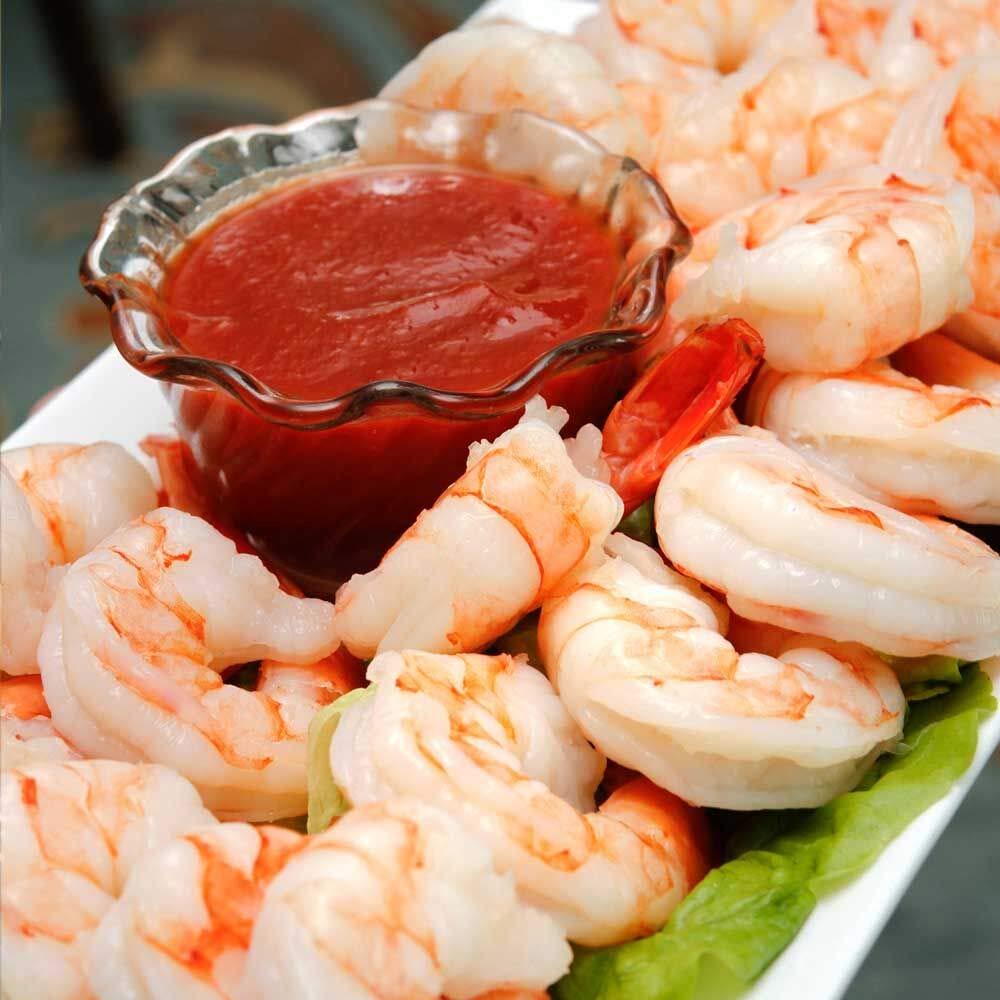 Cameron's Seafood Fresh Jumbo Cocktail Shrimp - 3 Pounds