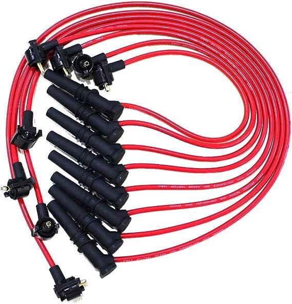 Moroso Spark Plug Wire Set for Ford E-150 F-150 E-250 V6