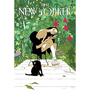 The New Yorker, March 20th 2017 (Andrew Marantz, Emma Allen, Dan Chiasson) Periodical