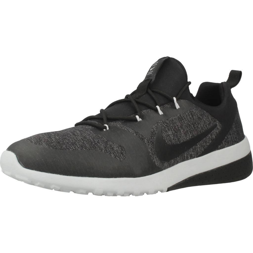 Nike Herren Ck Racer Gymnastikschuhe  46 EU|Schwarz (Schwarz)