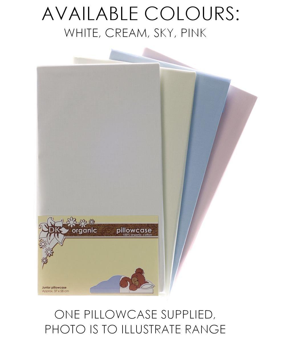 Organic Sky DK Glovesheets Junior Pillowcase