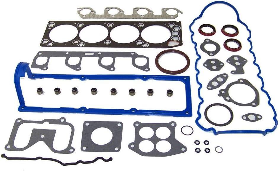 Master Engine Rebuild Kit Fits 1998 Ford Mazda B2500 Ranger 2.5L L4 SOHC 8v