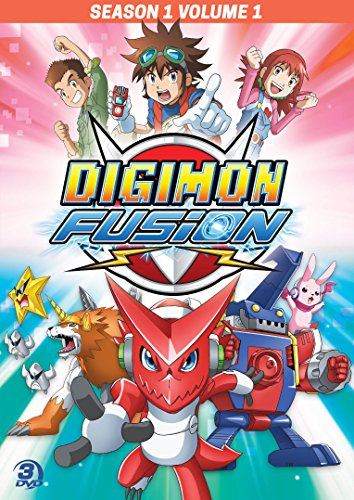 Digimon Fusion: Season 1, Volume 1 ()