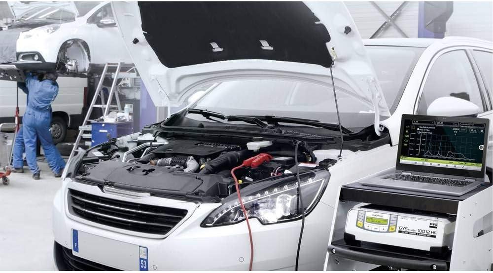 Gys 029187 Batterieladegerät Inverter Ladegerät 100 12 Hf 7 029071 Auto