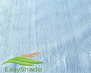 easyshade 80% Color blanco bulk gamuza de Shade UV 61/2ft x 12ft