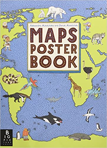 Buy maps poster book book online at low prices in india maps buy maps poster book book online at low prices in india maps poster book reviews ratings amazon gumiabroncs Image collections