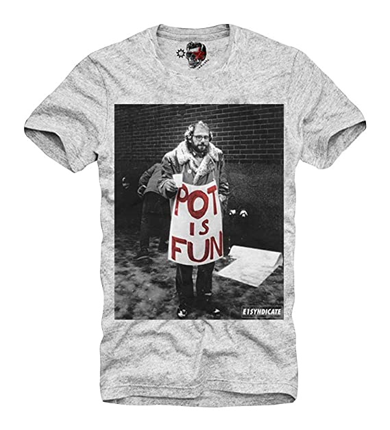 E1Syndicate T Shirt Pot IS Fun Dope Cocaine Drugs Yeezy LSD Supreme