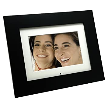 Amazoncom Pandigital 7 Lcd Digital Picture Photo Frame Black