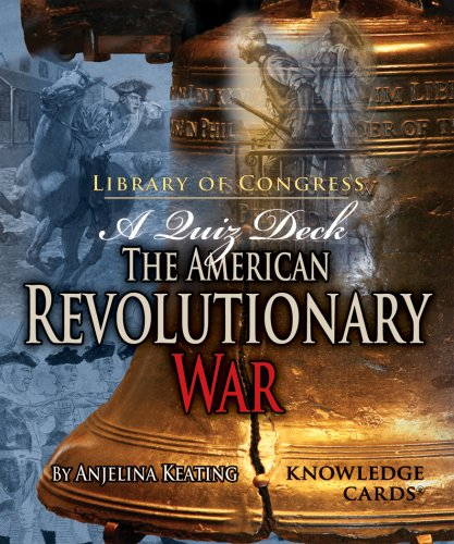The American Revolutionary War Knowledge Cards Deck
