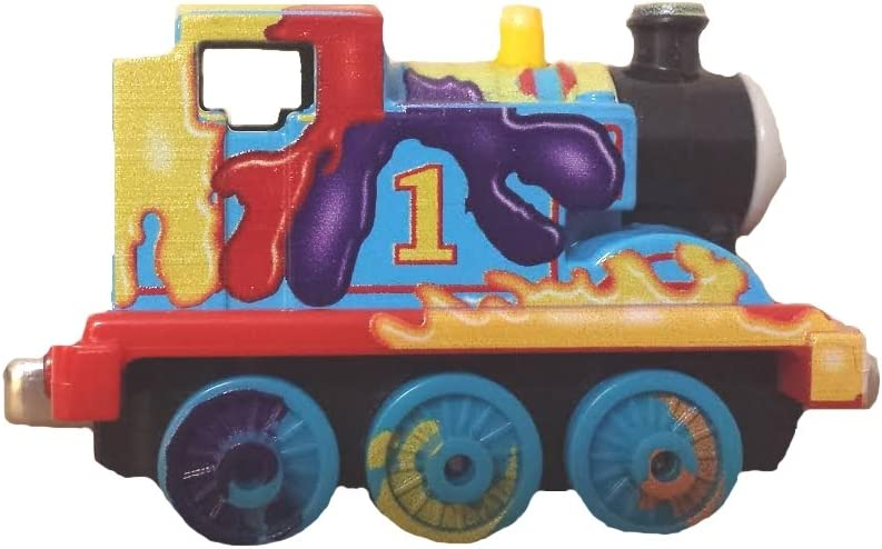 Fisher-Price Thomas & Friends Collector Engine - Spills and Thrills Thomas (Exclusive Collector's Edition)