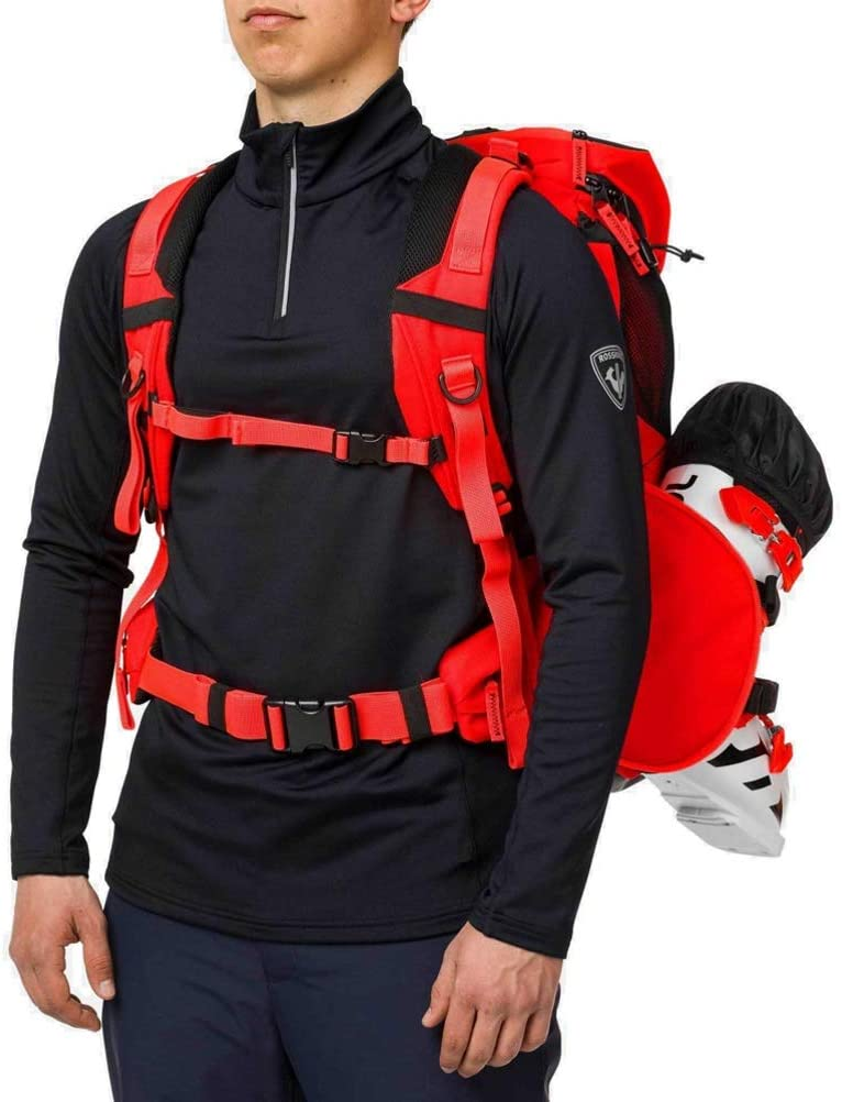 rot Hero Boot Pro Skischuhtasche Rossignol