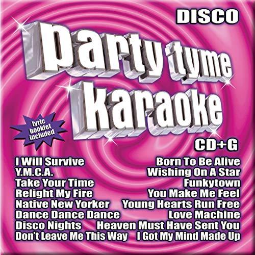 Party Tyme Karaoke Disco