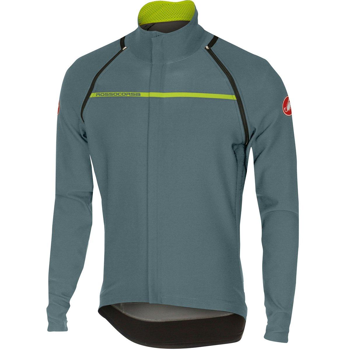 CastelliメンズPerfetto Convertible Cycling Jacket B01L2XOI8S X-Large|Mirage Mirage X-Large