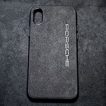 coque iphone xs alcantara