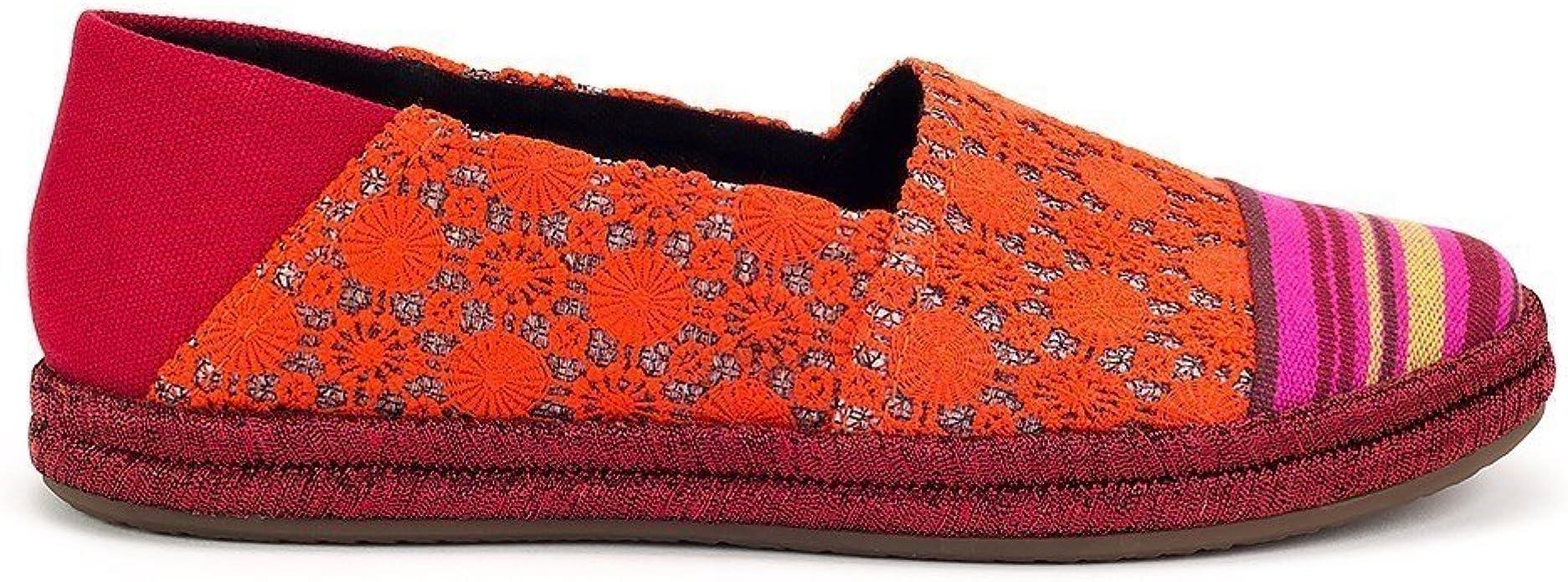 Geox modesty sneaker donna espadrillas slip on 39 coral