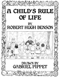 A Child's Rule of Life
