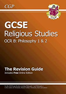 Ocr religion, philosophy and ethics in the modern world.
