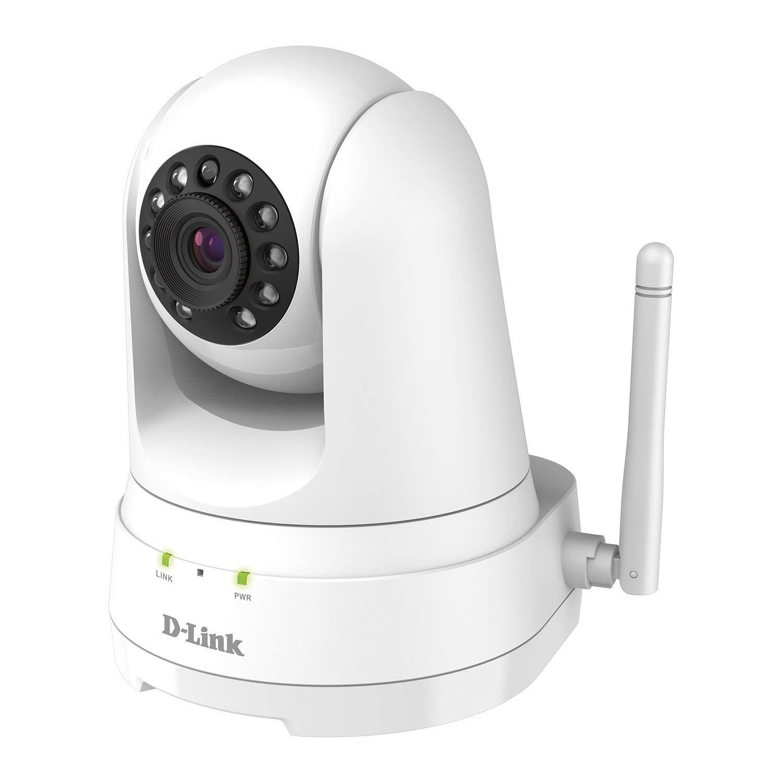 D-Link DCS-8100LH HD 180 Degree Wi-Fi Camera