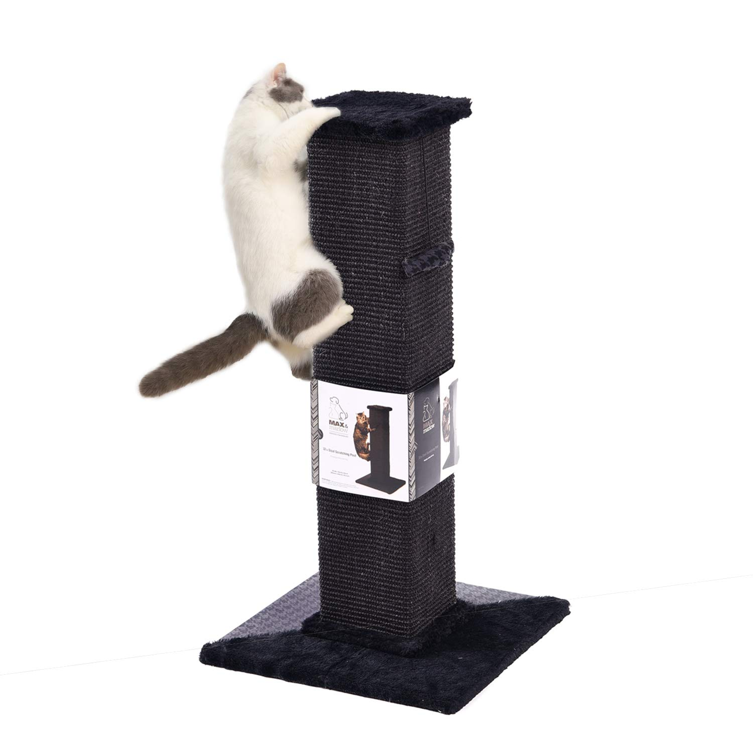 PAWZ Road 32'' Cats Ultimate Scratching Post by PAWZ Road (Image #1)