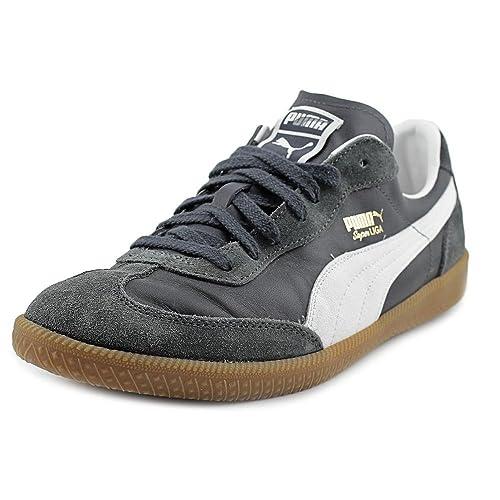 6f1fc5018b0cc8 Puma Super Liga OG Men US 11.5 Blue Sneakers  Amazon.ca  Shoes   Handbags